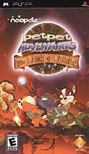 Game Neopets : Petpet Adventures The Wand of Wishing