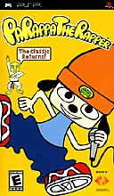 Game Parappa the Rapper