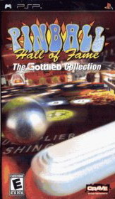 Game Pinball Hall of Fame Gottlieb
