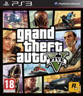 Game PS 3 Ori GTA 5