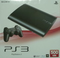 PS 3 Slim 500 GB + ODE + HD External 500 GB (Isi +/- 40 Game) + BD Original + 2 Joystick Wireless + HDMI