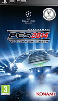 Game Pro Evolution Soccer 2014 ENG