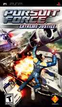 Game Pursuit Force Extreme Justice