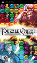Game Puzzle Quest-Challenge of the Warlords