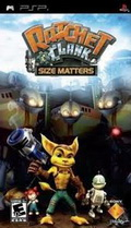Game Ratchet & Clank Size Matters