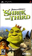Game Shrek The Third