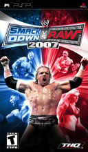 Game Smackdowm vs RAW 2007