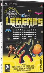 Game Taito Legends Power Up