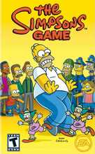 Game The Simpsons Games