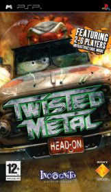 Game Twisted Metal: Head On