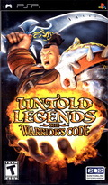 Game Untold Legends: Brotherhood of The Blade