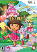 Game Wii Dora Big Birthday Adventure
