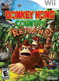 Game Wii Donkey Kong Country Returns