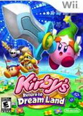 Game Wii Kirby