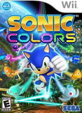 Game Wii Sonic Colors