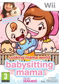 Game Wii Cooking Mama World Baby Sitting Mama