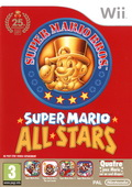 Game Wii Super Mario All Stars