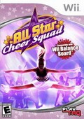 Game Wii All Star Cheer Squad