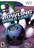 Game Wii AMF Bowling World Lanes