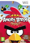 Game Wii Angry Birds Trilogy
