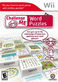 Game Wii Challenge Me Word Puzzles