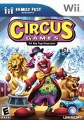 Game Wii Circus Games