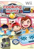 Game Wii Cooking Mama : World Kitchen