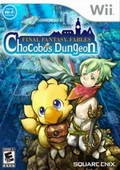 Game Wii Final Fantasy Fables Chocobos Dungeon