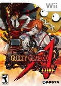 Game Wii Guilty Gear XX Core
