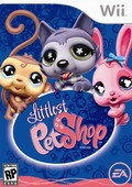 Game Wii Littlest Pet Shop