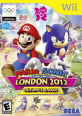Game Wii Mario and Sonic at the London 2012 Olympic Games