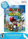 Game Wii Mario Power Tennis