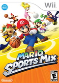 Game Wii Mario Sports Mix