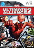 Game Wii Marvel Ultimate Alliance 2