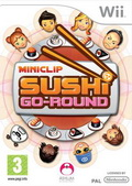 Game Wii Miniclip SUSHI Go Round