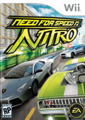 Game Wii Need For Speed NITRO