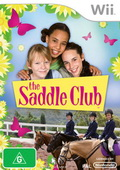 Game Wii The Saddle Club