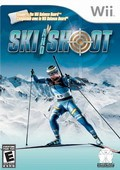 Game Wii Ski and Shoot