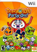 Game Wii Tamagotchi Party On