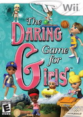 Game Wii The Daring Game for Girls