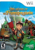 Game Wii The Island Of Dr.Frankenstein