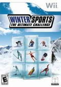 Game Wii Winter Sports The Ultimate Challenge 2008