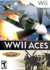 Game Wii WWII Aces