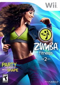 Game Wii Zumba Fitness 2