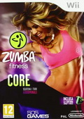 Game Wii Zumba Fitness CORE