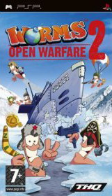 Game Worms Open Warfare 2