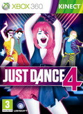 Game Kinect Just Dance 4