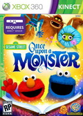Game Kinect Once Upon a Monster