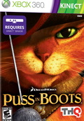 Game Kinect Puss in Boots