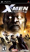 Game X-Men Legends 2: Rise of the Apocalypse